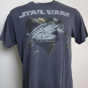 Star Wars Collectables Brand Large Graphic Tee